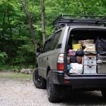 【費用6,600円のDIY】キャンプの積載ストレスは「トランクルーム二段化」で解消できる!
