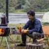 """家もキャンプ用品も…森暮らしの掃除は""""天然素材""""の箒で【写風人の駒ヶ根アウトドアライフ~第3章#14】"""