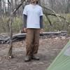 キャンプでリラックスするならコレ一択!ユニクロの「ワークストレートパンツ」が優秀でした