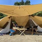 【検証】ゼインアーツの「ギギ2」は家族4人のファミリーキャンプに最適なのか?