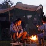 【3,990円】GUのマウンテンパーカが秋キャンプにちょいどいい?人柱になって実験してみた