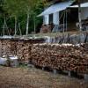 薪小屋は完成まであと少し……【写風人の駒ヶ根アウトドアライフ~第3章#11】